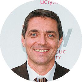 Franck Violet directeur des relations internationales profil iinternational professeur directeur du laboratoire de recherche sur la personne ucly