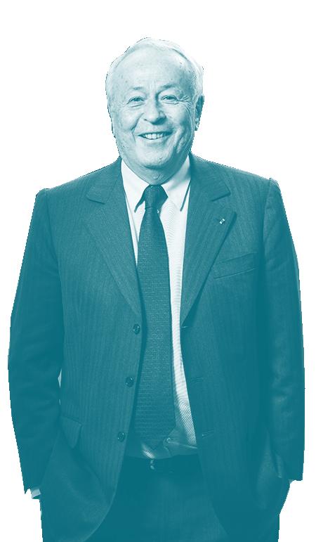 Alain Mérieux président institut mérieux